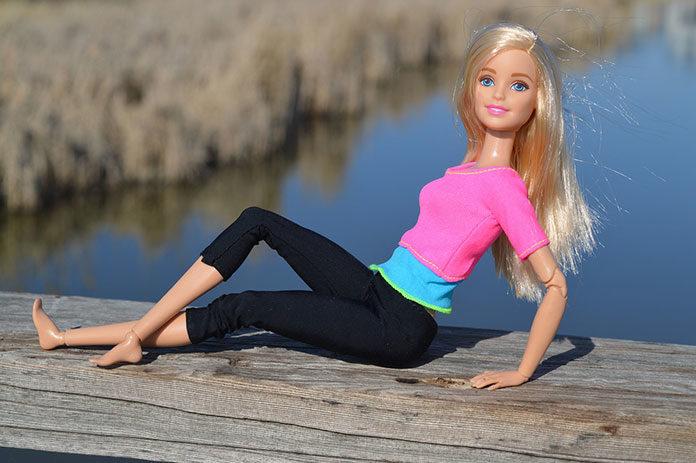 Jak powstawały lalki Barbie?